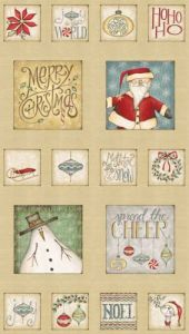 Christmas Whimsy - 25204 - multi