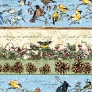 Winter's Wings- Y1476-29