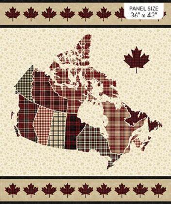 Canadian Classic 2 Panel - Canada - DP23124-11