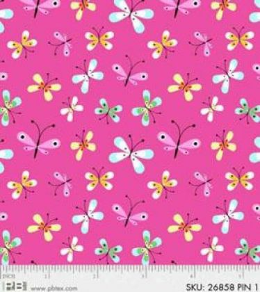 Flutterby - 4758-26858 - pink