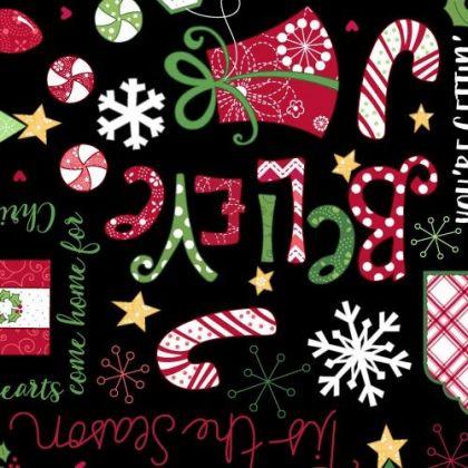 Jingle All the Way - MAS8247-J