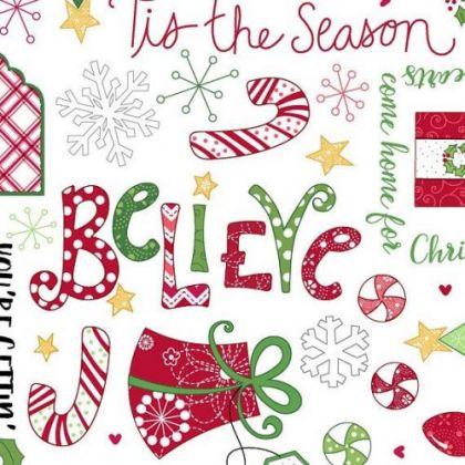 Jingle All the Way - MAS8247-W