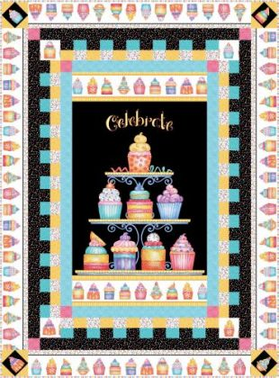 Tasty Treat Quilt Kit